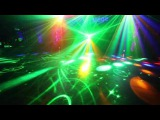Colorstage VARIO 4in1 LED LASER COMBO EFFECT