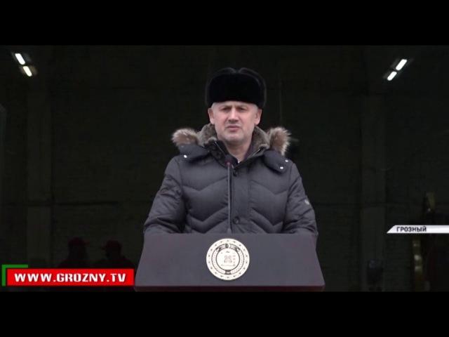 В Чечне открылась первая в России итальянская мебельная фабрика Белиссимо Рояль