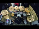 Trivium - The Sin and the Sentence (Drum Cover)
