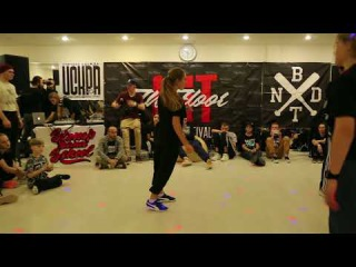 Hit The Floor vol.2 house-dance pro 1/2 Marieli vs Vanda vs Groovy(win)