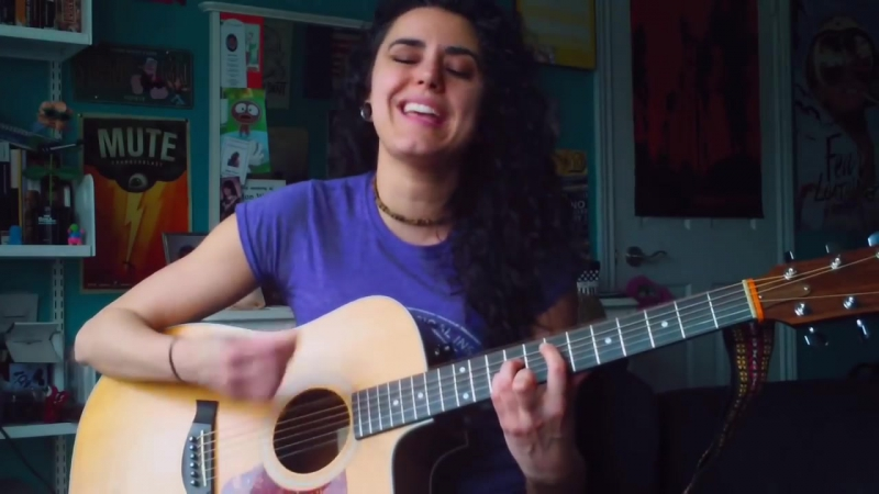 The Offspring -Want You Bad (Acoustic Cover) -Jenn Fiorentino