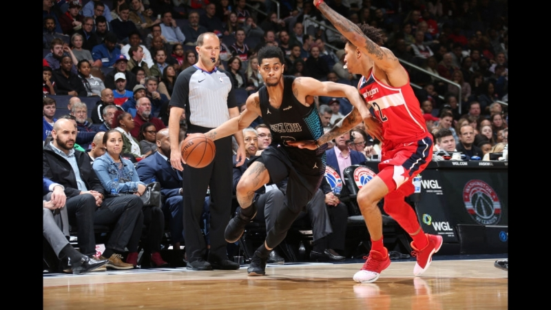 Charlotte Hornets @ Washington Wizards | 23/02/2018