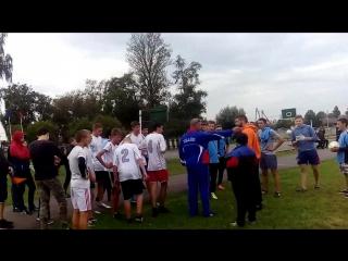Лучники 2-0 Греск l Школьные соревнования. Матч за 3-е место