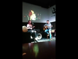 Reira & ZuZya - Lean on (live acoustic cover by Lennon & Maisy Stella)