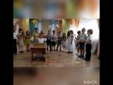 Вера на празднике осени в садике 2017