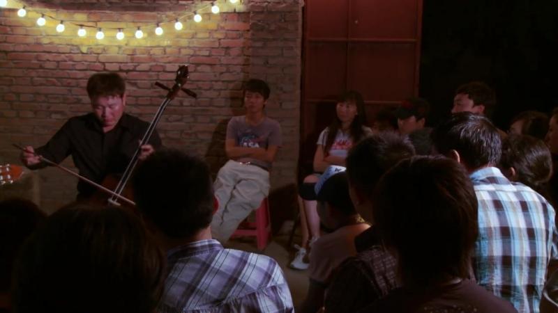 Anda Union - Nars plays Tuva song