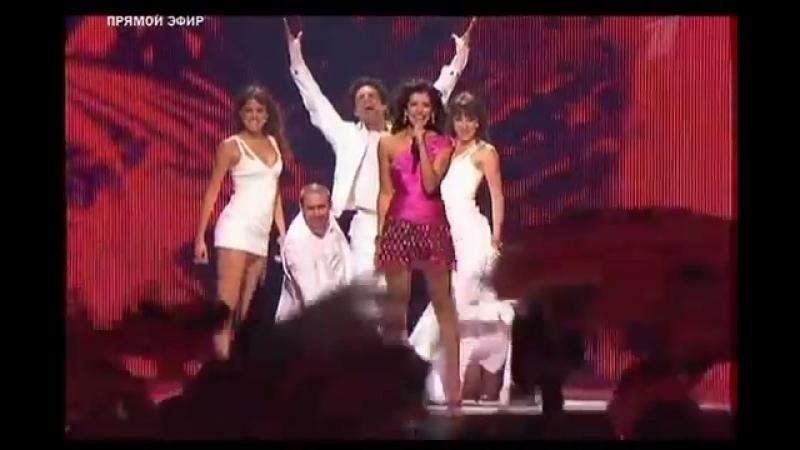 Eurovision 2011_ Spain - Lucia Perez - Que Me Quiten Lo Bailao