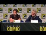 THE X-FILES Panel At Comic-Con 2017 - Season 10 - THE X-FILES
