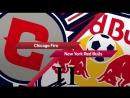 Чемпионат США 2017 / MLS 2017 / Playoffs / 1/8 финала / Чикаго Файр – Н.Й. Рэд Буллз / 2 тайм