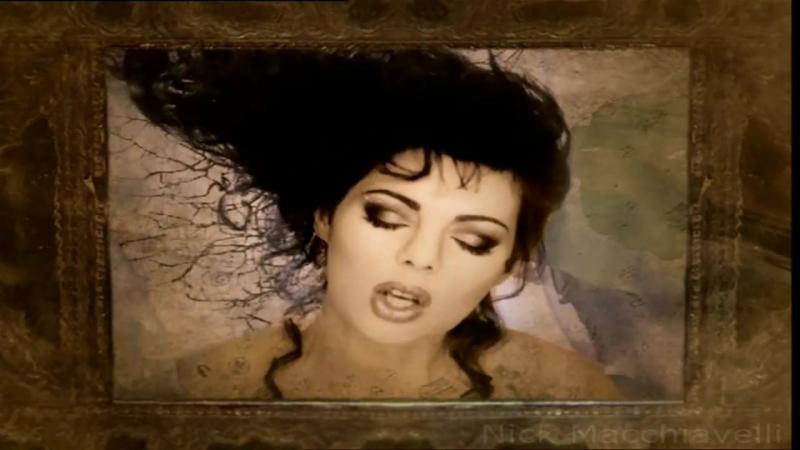 Sandra - Nights In White Satin (Radio Edit) Music Video