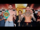 Callum Smith - Nieky Holzken Weigh-In