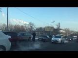 ДТП. 5 Авто. Улица Свердлова, Пермь. 20.01.2018