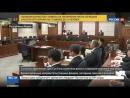 В наручниках и с фирменной прической экс президент Южной Кореи отвергла обвинен