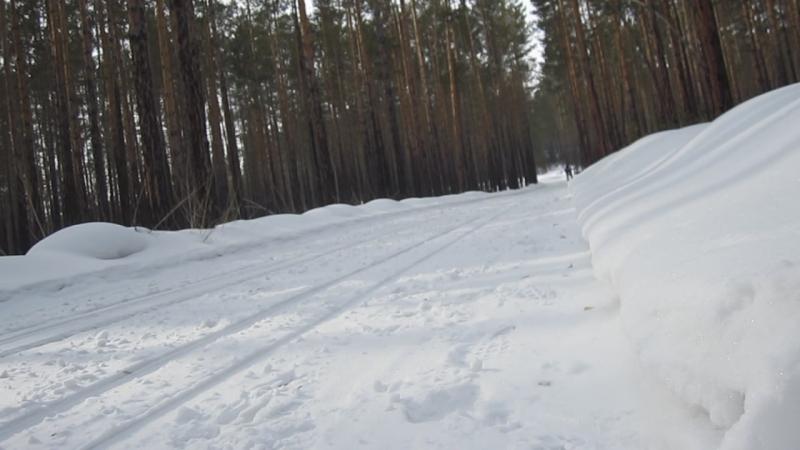 24/02/ Лыжные соревнования п. ЗАИГРАЕВО