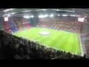 Лига чемпионов 1718 на ВЭБ Арене