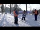 3 этап IX Спортивных детских игр Тосненского района прошел в п Шапки