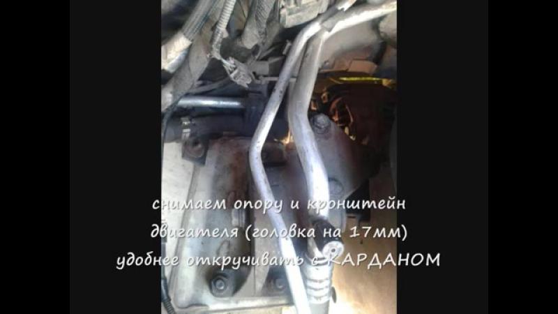 Замена ремня ГРМ Фиат Дукато 2 3 JTD