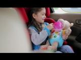 Чем занять ребёнка в машине?