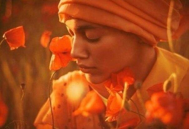 Если по-настоящему захотеть, мир в одно мгновение может изменить цвет.