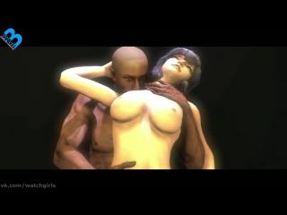Vk.com/watchgirls rule34 ghost in the shell motoko kusanagi (motoko vs louis) sfm 3d porn sound 1min