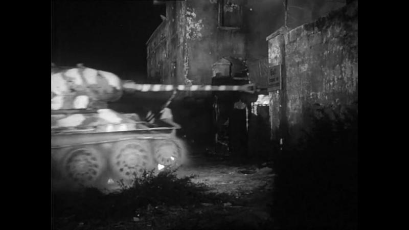 Четыре танкиста и собака (1968). 15 серия. Оборона танкистами шлюза