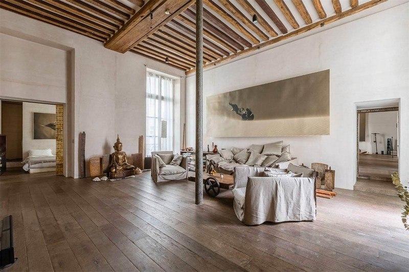 Самая дорогая недвижимость в центре Парижа ждет своего покупателя