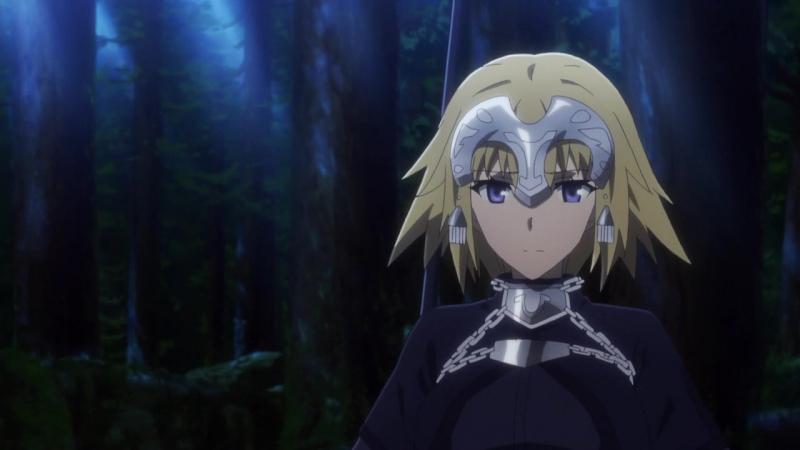 Fate: Apocrypha 4 серия [Озвучили: OVERLORDS Chokoba ZENDOS Mutsuko Air Fredom Shamy Ry Lau] / Судьба: Апокриф 04