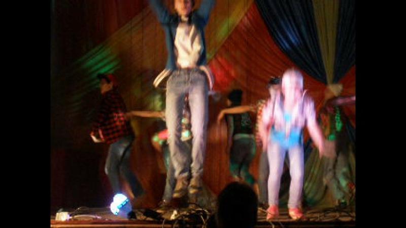 50 лет ДК село Старые Арти Танцуй, танцуй