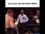 Любите свою работу как Стив Уиллис