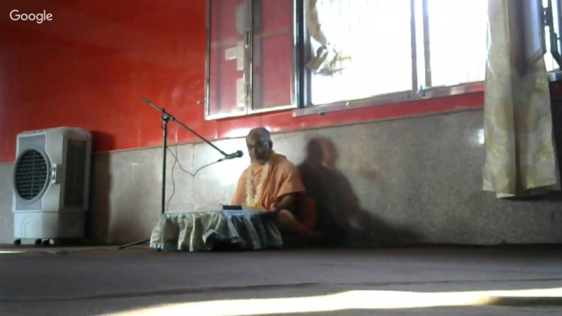 ШБ 11.18 Описание варнашрама-дхармы. 29.09.17, утро.