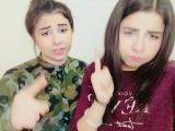 Видео сигна от ManuKian Twins Ангелине Миловановой