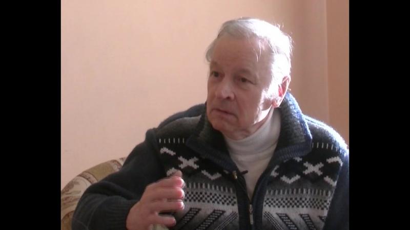 Сюжет о театральной гостиной А.И. Янушевского. 2018г.