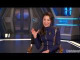 Star Trek: Discovery (актеры о своих любимых моментах в СтарТрек)