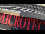 Обзор ножа Microtech Carbon