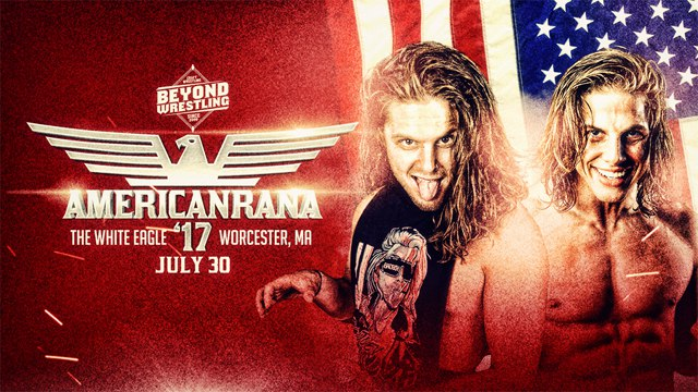 Post image of Beyond Americanrana 2017