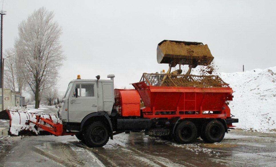 ФКУ Упрдор «Азов» предупреждает о надвигающемся на Ростовскую область снегопаде