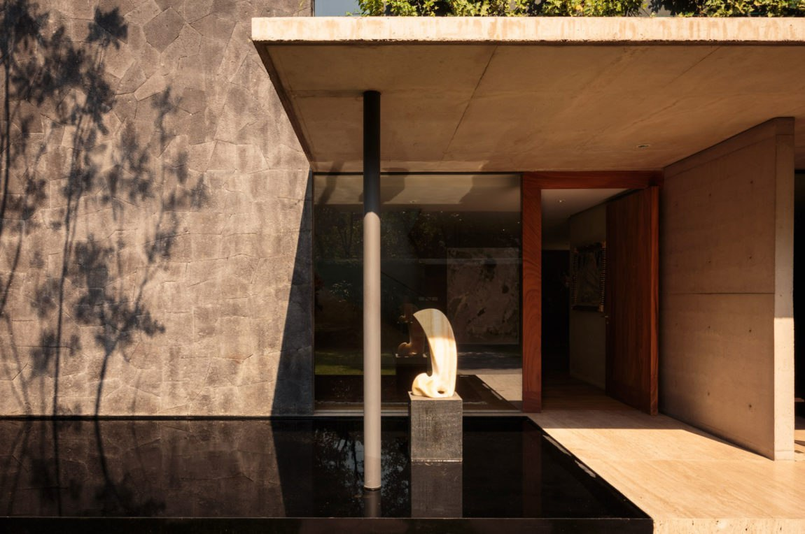 Частный дом в Мексике