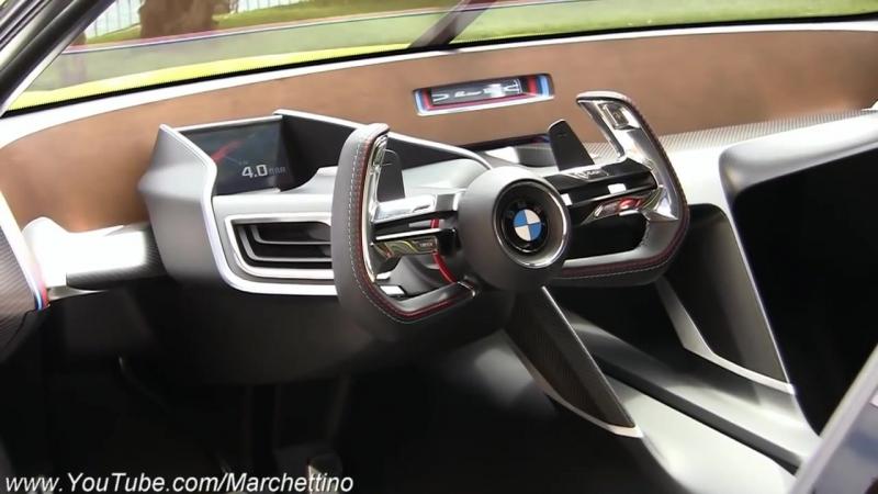 [БалтАвтоТрейд-М. Официальный дилер BMW в Москве] BMW 3.0 CSL Hommage BMW БалтАвтоТрейд-М