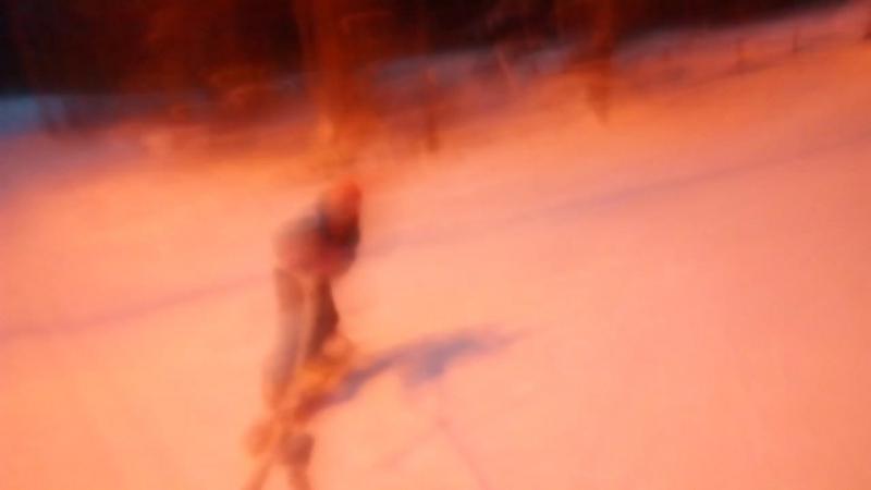 Сноуборд школа - поворот... заворот