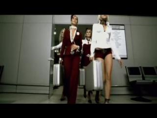 Жанна Фриске и группа Блестящие-А я все летала. Клип HD