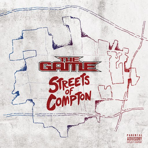 The Game альбом Streets Of Compton