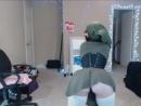 Попка эльфа Жопастый Косплей Kospley студентка не Порно перед вебкой задирает юбку в чулках XXX ХХХ видео