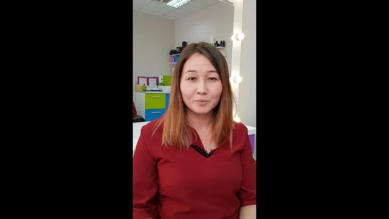 Видео отзыв о семинаре 4 кератина ботокс бренд Honma Tokyo 🌷 » Freewka.com - Смотреть онлайн в хорощем качестве