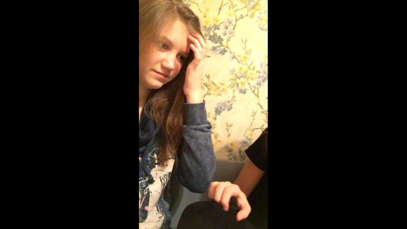 Екатерина Кручинина — Live