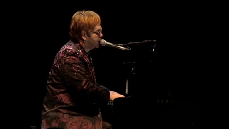 Elton John. Original Sin Первородный грех