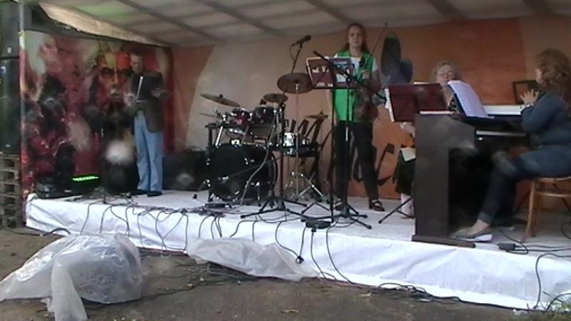Фестиваль Арт-Мосты г. Устюжна 2017