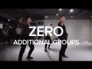 1Million dance studio Zero - Chris Brown / Lia Kim Choreography