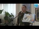 Выступление Александр Горчаков на собрании юнамейских отрядов Можайского муниципального района