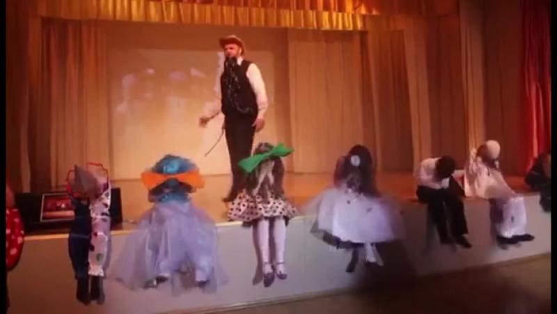 Мюзикл Буратино. Сцена Куклы г. Санкт-Петербург
