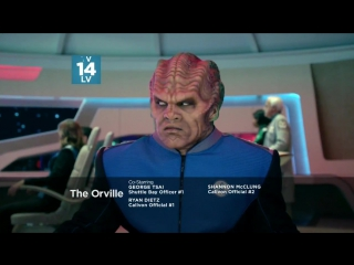 "Орвилл 2 сезон 3 серия / The Orville 1x03 Promo ""About a Girl"" (HD)"